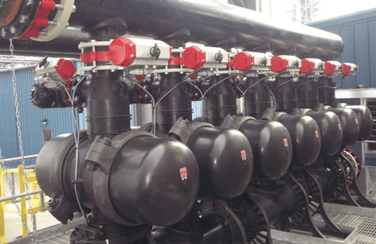 Flue Gas Desulfarization Filters